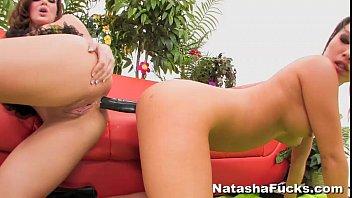 Natasha'_s 1st Anal with Asa