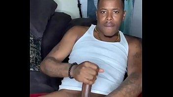 Thug nigga masturbation Bust a big nut
