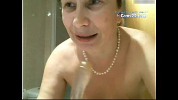 Shower and dildo sucking on webcam with strangers. www.cams22.com
