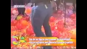 Eduardo capetillo hairy - Eduardo capetillo - shaking his ass