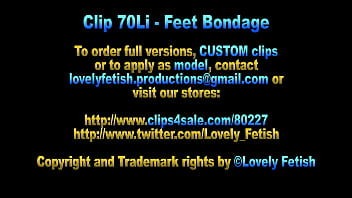 "Clip 70Li Linked Berlin In ""feetbondage"" - Full Version Sale: $12"