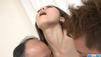 Ruri Hayami girls in stockings fucking hard Vorschaubild