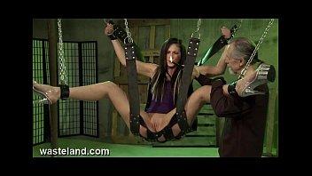 Wasteland Bondage Sex Movie - Jade Just Hanging Around (Pt 1)