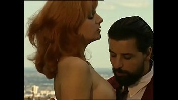 Sexy Redhead Lets A Man Lick Her Pussy