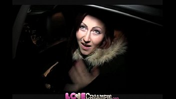 Love Creampie Her pussy drips with cum after sex in car - [www.desipapa.in] thumbnail