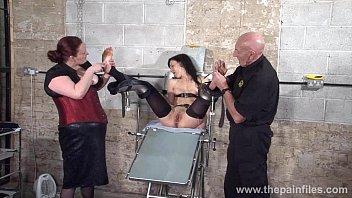 Elise erotic frreones Feet tortures of slave elise graves in dungeon bondage and gruesome foot fetish