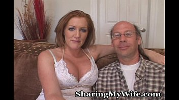 Nerdy Hubby Has Hot Wife