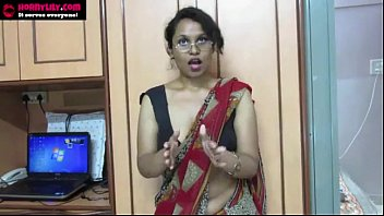 Indian Porn Teacher Horny Lily Image