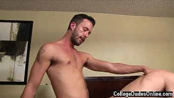 free gay porn videos psp rugby boy gets double teamed