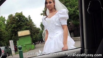 Fucked by the bride - Gorgeous rejected bride amirah adara gets her pussy fucked by the stranger