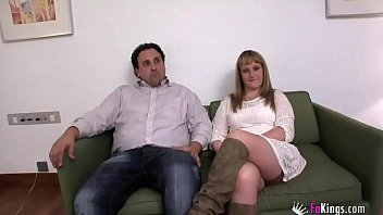 He gives two cocks to his wife but ends up enjoying more than her thumbnail
