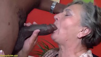 Underground grannies fucking - Busty 80 years old granny first time interracial fucked