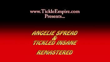 Angelie Spread & Tickled Insane