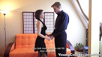 Young Courtesans - Teen courtesan Jalace knows her job teen-porn