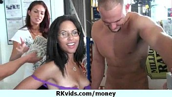 Money does talk for a nasty whore 30