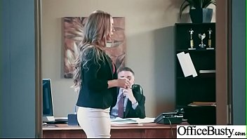 Hardcore Sex In Office With Huge Boobs Girl (Nicole Aniston) vid-21