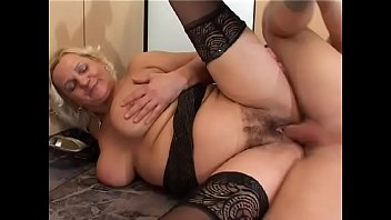 Mature blonde Klara slut loves to take it in a doggy style position Thumb