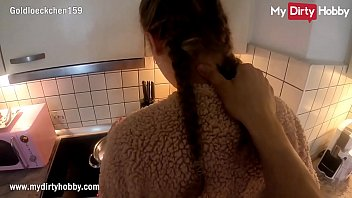 MyDirtyHobby - Homemade POV fuck with gorgeous German amateur teen