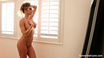 Samantha escort 39 Samantha saint does a sexy solo