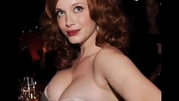 Hollywood slipup naked Christina hendricks boobs compilation