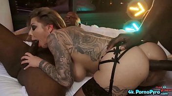 Karma Rx In Her 1st Interracial DP