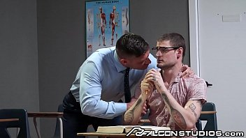 The gay falcon Falconstudios - the slutty professor scene 2: justin brody bruce beckham
