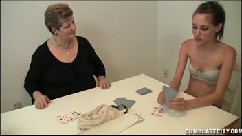 Card Game Handjob