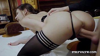 Dad fucks maid tube com Private.com - hot horny maid henessy fucks rock hard dick