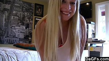 Leaked video of hottie making a video for her boyfriend