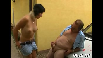Free amateur older woman - Amateur babe lets an older chap penetrate her cuchy