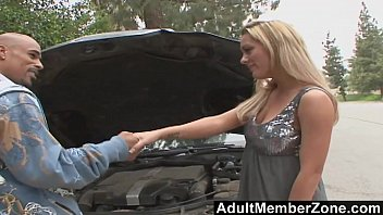 Justin long adult video Adultmemberzone - she cant resist his big black cock