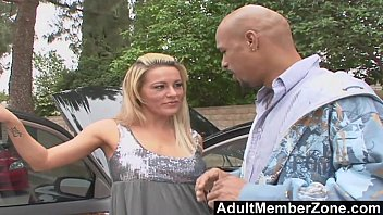 Adultmemberzone - She Can't Resist His Big Black Cock