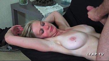 Magnifique babe francaise defoncee uverte de spe