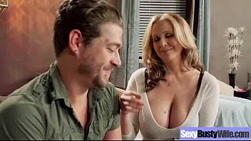 Hard Sex On Cam With Busty Horny Housewife (julia ann) video-16