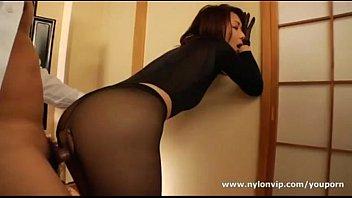horny pantyhose fuck stockings sex nylon