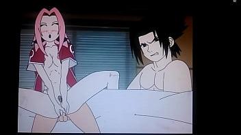 Naruto Dating Sim Sasuke's ending