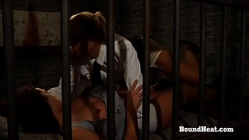 No Escape 2: Mistress Caught Two Lesbian Slaves In Action