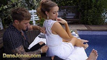 Dane Jones British beauty Honour May romantic holiday creampie
