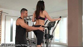 Aletta Ocean fucks at the gym - more videos: http://www.forropuncik.hu