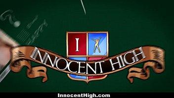 InnocentHigh - Tiny Blonde Stu