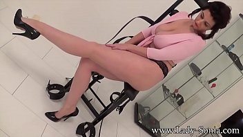 Mrs Parker Scott On Your Knees To Watch