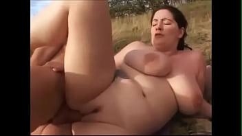 Outdoor piss fun whit two cute chubby girls