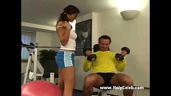 Amazing Sex in the gym Thumb