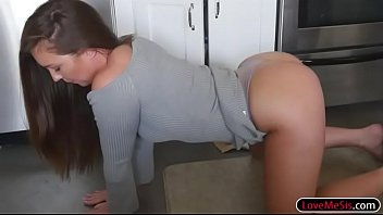 Hot ass stepsis Maddy Oreilly pounded