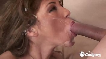 Britney Stevens Goes Ass To Mouth