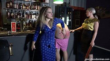Drunk Bartender - Miss Jessica Wood, Miss Hunter, and Guilty Ass