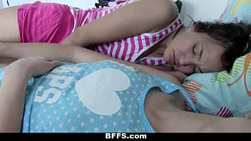 BFFS - Step Dad Fucks Daughter And Her Friends