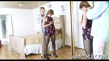 Free milf cougar movies - Enjoyable mom in a thrilling act