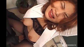 痴女教師と男子教師の肉欲SEX!