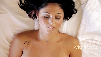 Erotic Massage Leads To Cum-Swapping Threesome